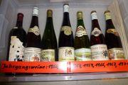 Sammlung 25 Fl Jahrgangsweine 1950 -