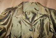 Goldfarbene Bluse Gr 40 2x