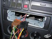 Radio Einbau