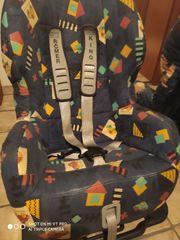 2 Römer Britax Kindersitze 9-18