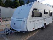 Wohnwagen Knaus Südwind 450 FU
