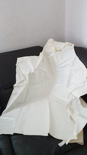 Metzger Schürze aus PVC - in