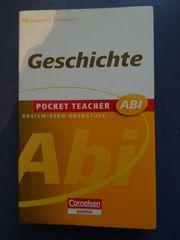 Inkl Versand Pocket Teacher Abi