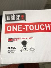Weber Grill Master Touch GBS