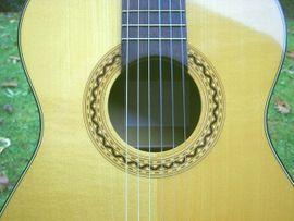 Bild 4 - Schöne 3 4 Konzertgitarre klassische - Schotten