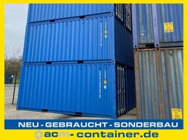 Bild 4 - 20 fuß Seecontainer NEU Lagercontainer - Aachen Brand