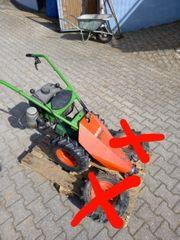 Agria 5400 MotormäherErsatzteilspender Wiederaufbau