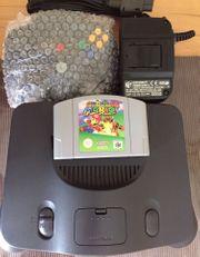 Nintendo 64 plus Spiel