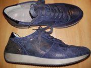 NEUE Ara Leder Sneaker Gr