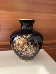 Kobalt Vase Royal Porzellan KPM