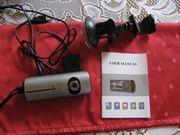 DASHCAM mit Doppelobjektiv und GPS