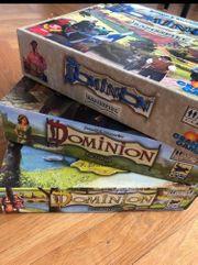 Dominion 3er-Set Basisspiel Intrige und