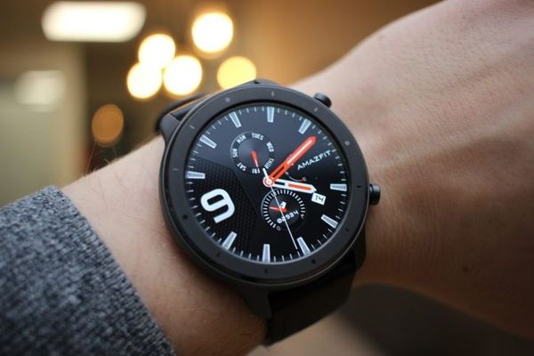 Smartwatch Amazfit GTR 47mm lite