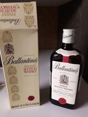 Ballantines Finest Scotch Whisky - sehr alt