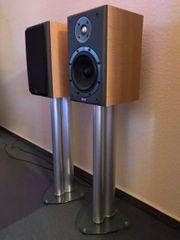 B W DM303 Lautsprecher inkl
