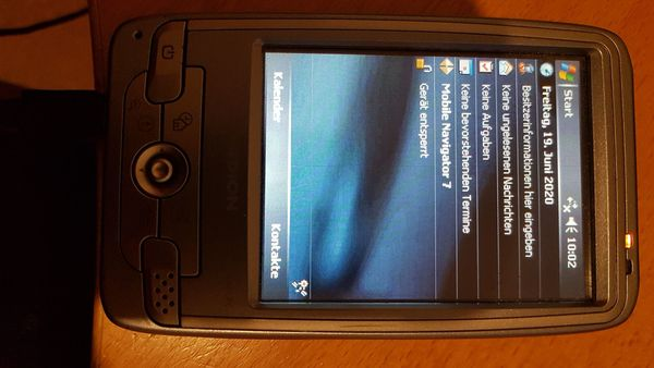Mobiles GPS Navigationssystem MEDION MD