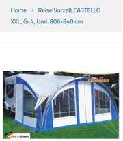 Reise Vorzelt Castello XXL 806-840
