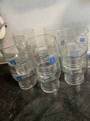 12 Weinschoppen Gläser