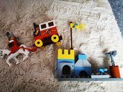 Lego Duplo Ritterburg Kutsche