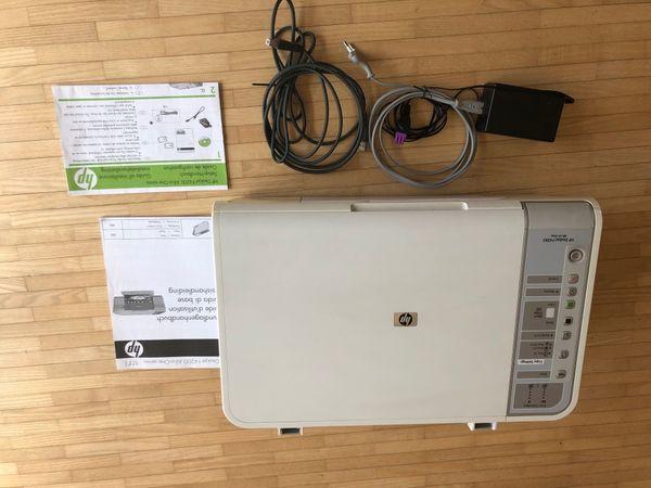 HP Deskjet F4283 All-in-One
