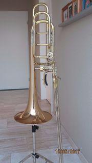 WILLSON Bass Posaune 551TA Gold