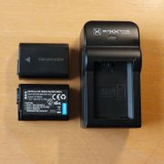 Akku NP-FW50 komp für Sony-Kameras