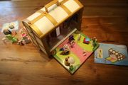 Playmobil-Koffer Prinzessin 4249 und Fee