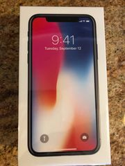 IPhone 10 Neuware