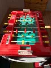 Verkaufe Kinderfußballkicker mit Umbaumöglichkeit zum