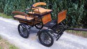 Kutsche Wagonette