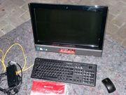 Bildschirm-PC Packart Bell mit Maus