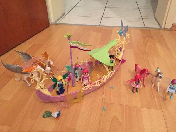 Playmobil - Prunkschiff der Feenkönigin