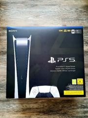 PS5 Digital Edition Neu versiegelt