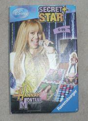Hanna Montana - Secret Star von