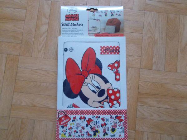Wandsticker - Minnie Maus - NEU ! in Edewecht - Kinder-/Jugendzimmer ...