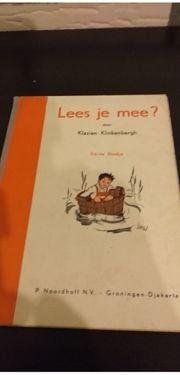 Lees je mee 1951 - 1952