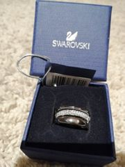 Swarovski Ring Gr 57