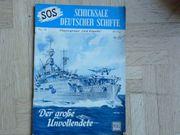 SOS Schicksal deutscher Schiffe