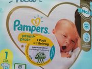 Pampers premium protection gr 1