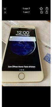 iPhone 6plus Gold 64GB wer