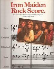 Iron Maiden Rock Score