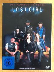LOST GIRL DVD 1-5