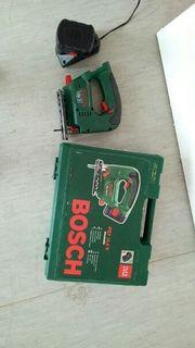 Bosch Akku Stichsäge