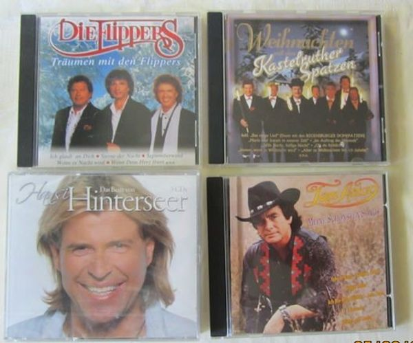 Volksmusik CD s