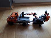 LEGO Technic 42060 - Straßenbau-Fahrzeuge Bauspielzeug