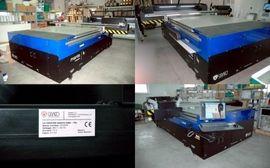 Sonstige Drucker, Plotter - Plattendigitaldirektdruck mit UV-härtenden Tinten UV