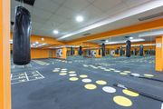 Kampfsportraum Trainingsraum in Berg am