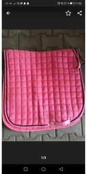 Dressur Schabracke pink