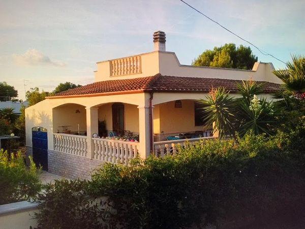 Haus mit 36qm Meerblick-Terrasse in