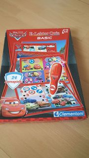 Cars Spiel Quiz